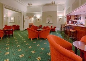 Bishops Bar Lounge, Luccombe Hall Hotel, Isle of Wight