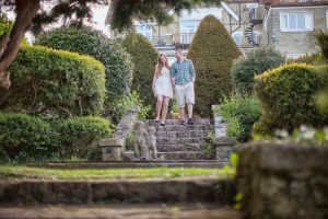 Hotel Gardens at Luccombe Hall, Isle of Wight