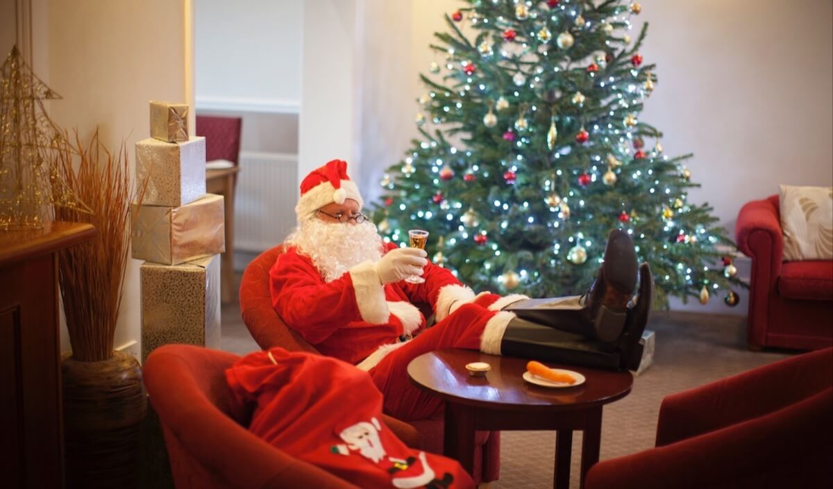 Christmas Holiday Package at Luccombe Hall Hotel, Isle of Wight