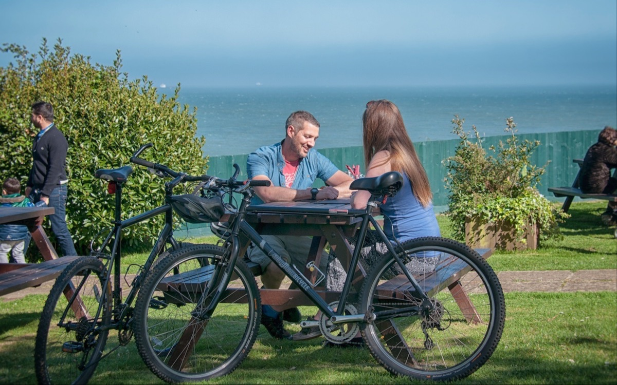 Cycling Breaks, Luccombe Hall Hotel, Isle of Wight