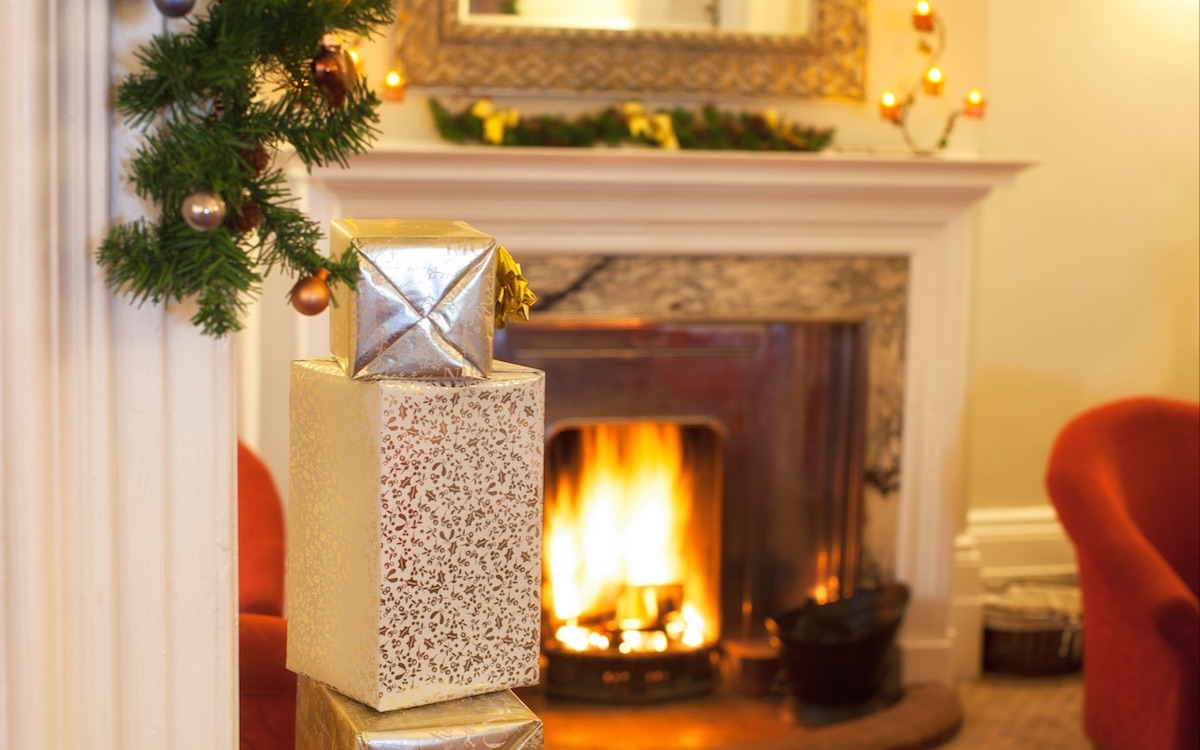 Festive Breaks, Luccombe Hall Hotel, Isle of Wight
