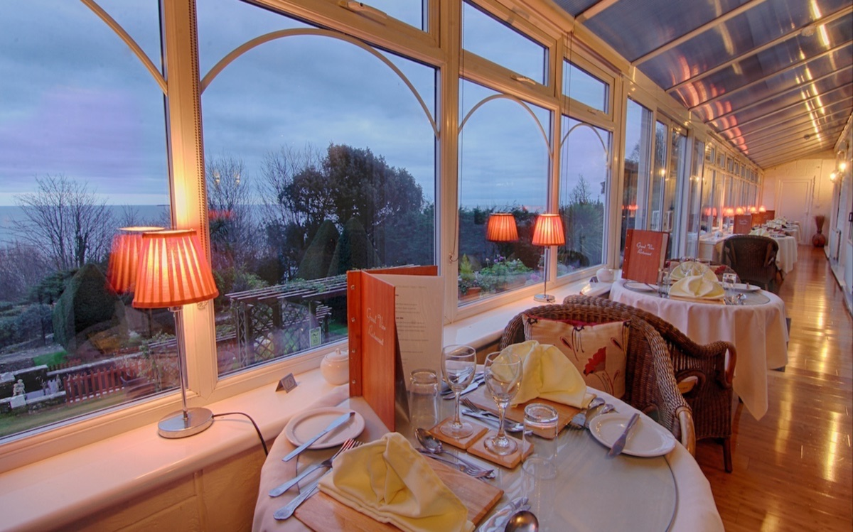 Hotel Mini Breaks at Luccombe Hall Hotel, Isle of Wight
