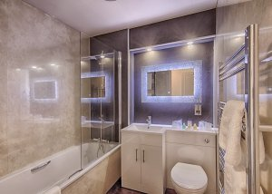 Stylish En-Suite Bathrooms to Superior Sea-Facing Rooms with Balcony or Garden
