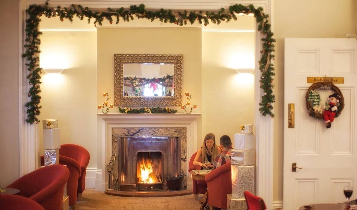 Twixmas Break, Luccombe Hall Hotel, Isle of Wight