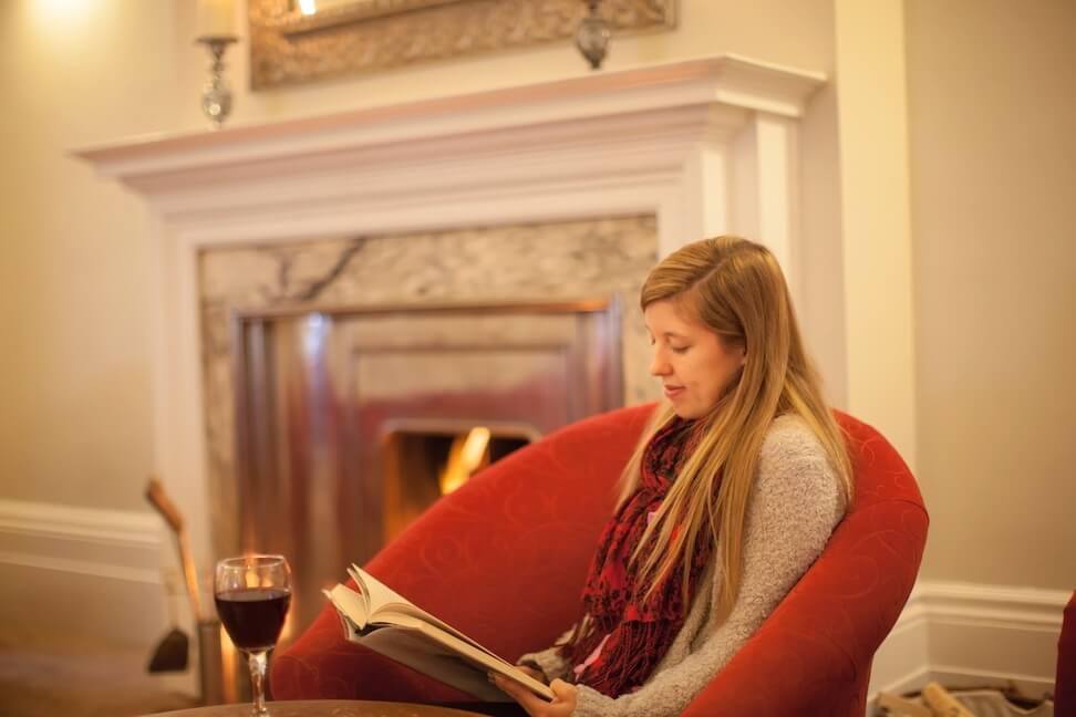 Winter Break Offers at Luccombe Hall Hotel, Isle of Wight