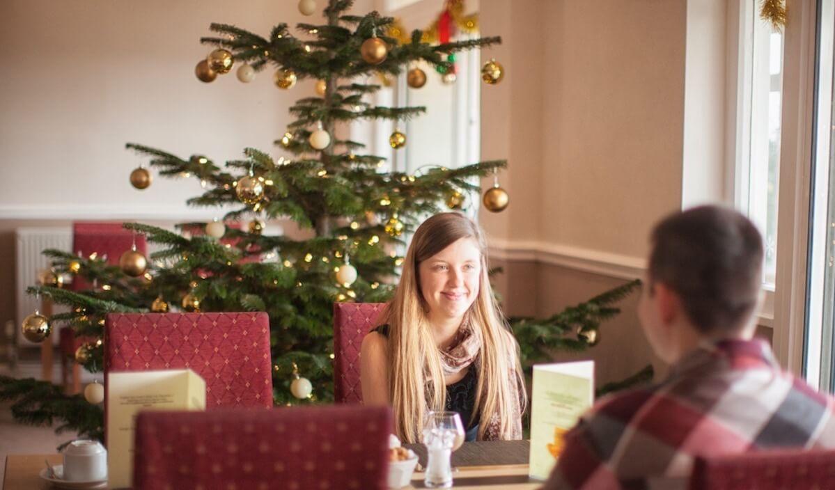 Isle of WightNew Year Break at Luccombe Hall Hotel, Shanklin