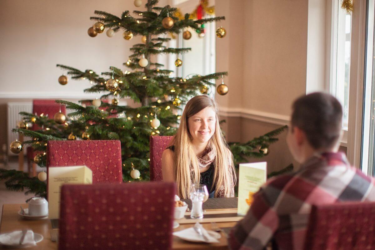 New Year Break, Luccombe Hall Hotel, Isle of Wight