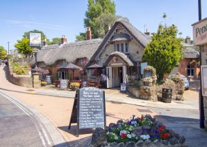 Shanklin Traditional Old Village, Isle of Wight