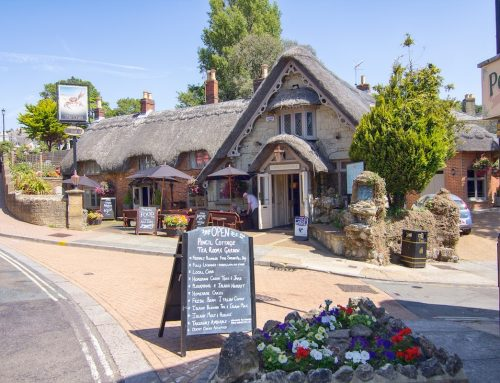 Shanklin Traditional Old Village