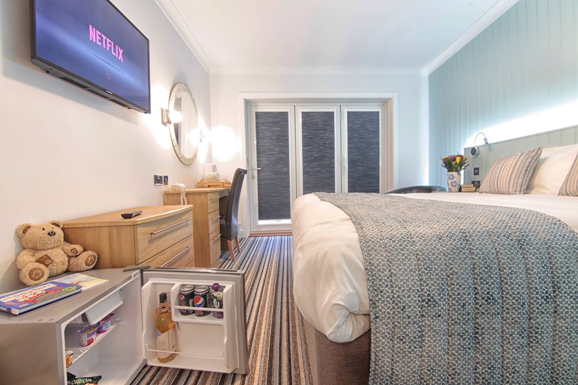 Luccombe hall Superior Hotel Accommodation, Shanklin, Isle of Wight