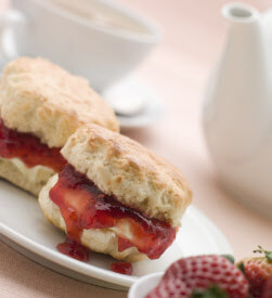 Afternoon Tea for 2 Gift Voucher at Garden Isle Hotels