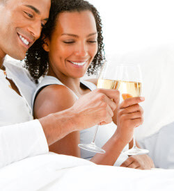 Romantic Island Break for 2 at Garden Isle Hotels