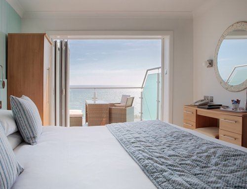 Superior Balcony Room with Breathtaking Seaviews
