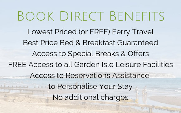 Book Direct Benefits, Garden Isle Hotels-2